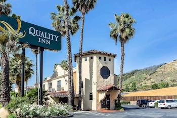 Hotel - Quality Inn Fallbrook I-15