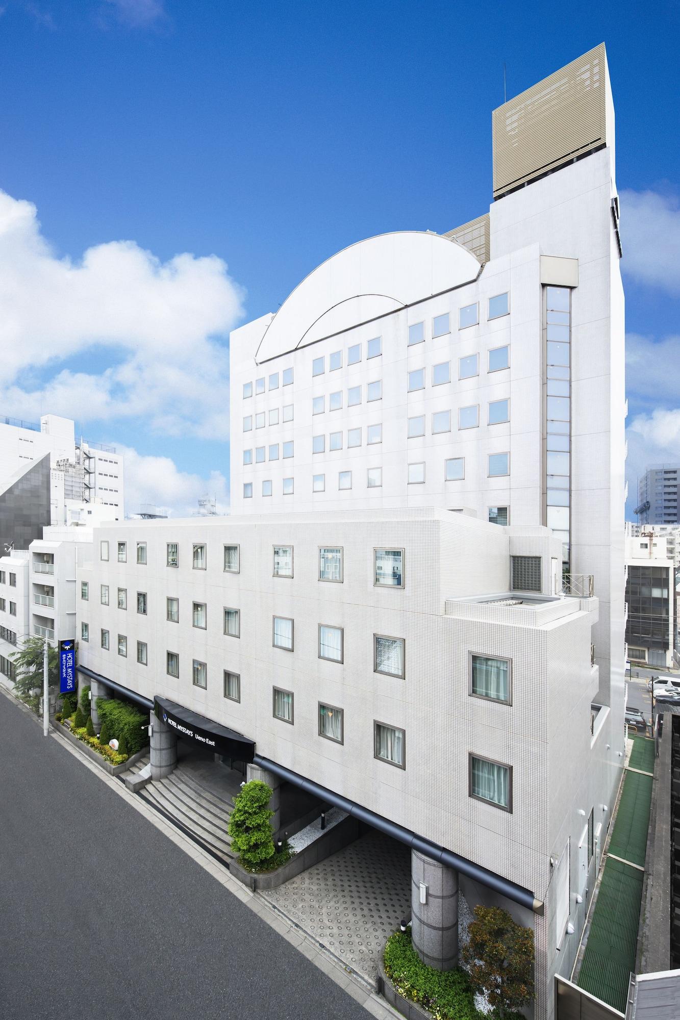 HOTEL MYSTAYS Ueno East, Taitō