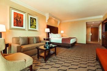 Luxury Room, 1 King Bed, Smoking