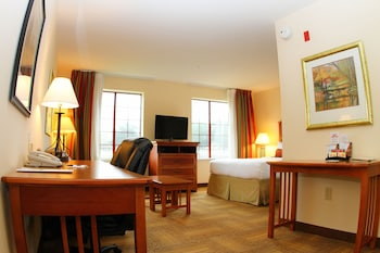 Room, 1 Queen Bed, Accessible, Non Smoking (Mobility, Bathtub)