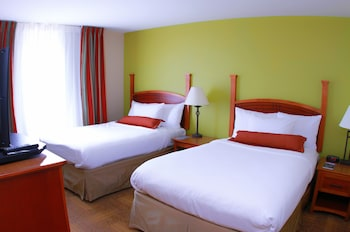 Suite, 2 Double Beds, Non Smoking, Kitchen