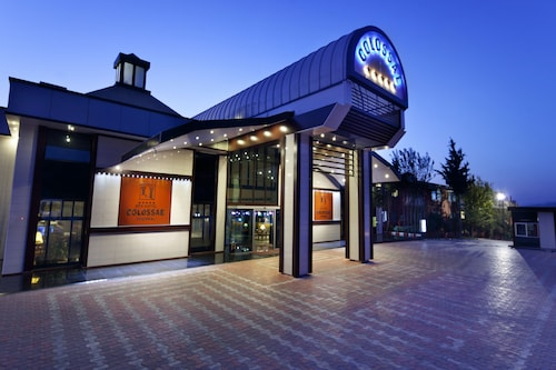 Spa Hotel Colossae Thermal, Akköy