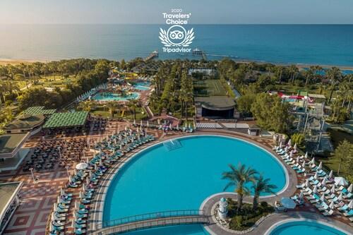 Side - Hotel Turan Prince - All Inclusive - z Katowic, 28 kwietnia 2021, 3 noce