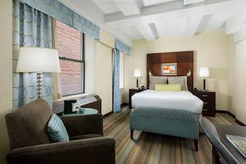 Executive Room, 1 Queen Bed, Accessible