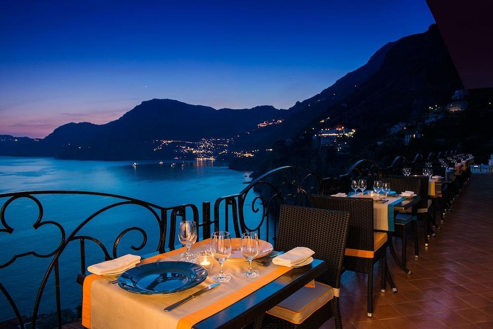 호텔 트라몬토 디오로(Hotel Tramonto d'Oro) Hotel Image 59 - Restaurant