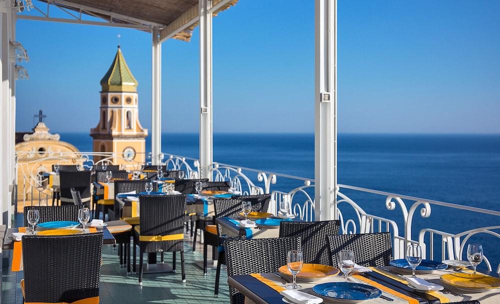 호텔 트라몬토 디오로(Hotel Tramonto d'Oro) Hotel Image 62 - Restaurant