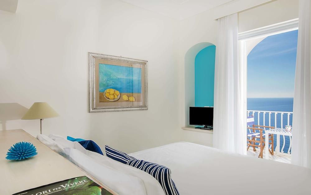 호텔 트라몬토 디오로(Hotel Tramonto d'Oro) Hotel Image 24 - Guestroom