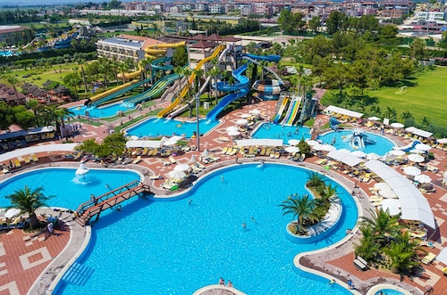 Antalya - Club Hotel Turan Prince World - All Inclusive - z Katowic, 28 kwietnia 2021, 3 noce