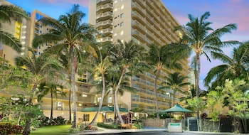 Hotel - Courtyard by Marriott Waikiki Beach