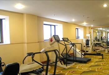 항저우 싱챠오 호텔(Hangzhou Xinqiao Hotel) Hotel Image 41 - Gym