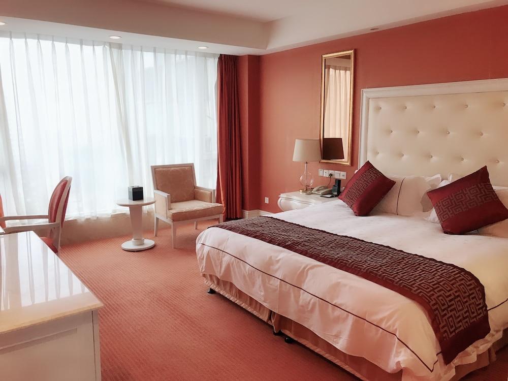 항저우 싱챠오 호텔(Hangzhou Xinqiao Hotel) Hotel Image 14 - Guestroom