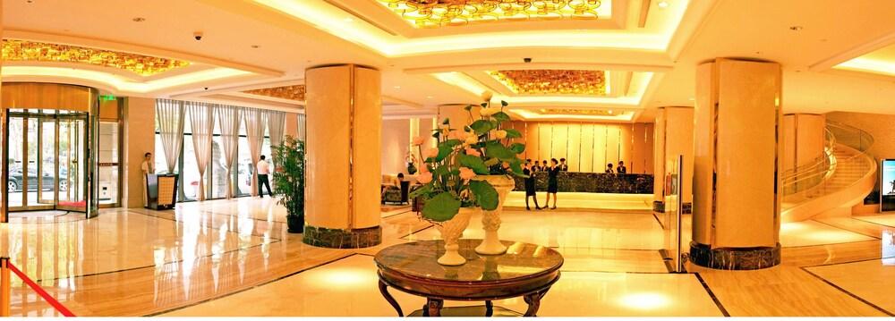 항저우 싱챠오 호텔(Hangzhou Xinqiao Hotel) Hotel Image 2 - Lobby