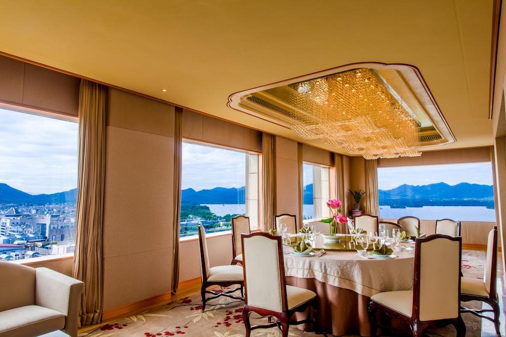 항저우 싱챠오 호텔(Hangzhou Xinqiao Hotel) Hotel Image 49 - Restaurant
