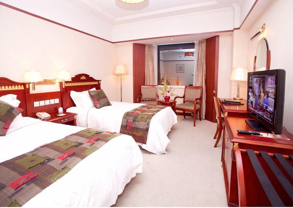항저우 싱챠오 호텔(Hangzhou Xinqiao Hotel) Hotel Image 8 - Guestroom