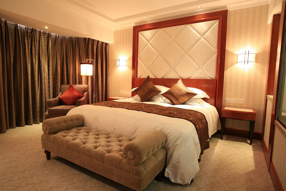 항저우 싱챠오 호텔(Hangzhou Xinqiao Hotel) Hotel Image 11 - Guestroom