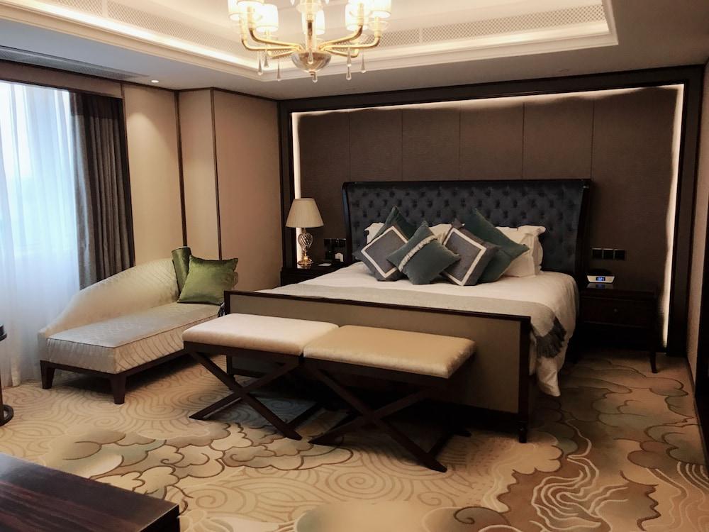 항저우 싱챠오 호텔(Hangzhou Xinqiao Hotel) Hotel Image 15 - Guestroom