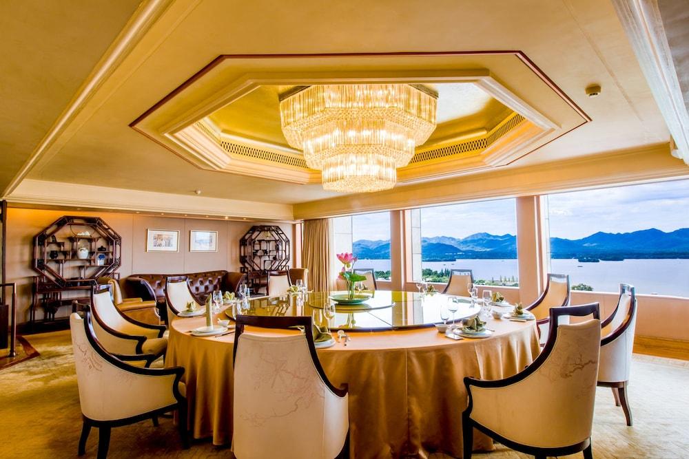 항저우 싱챠오 호텔(Hangzhou Xinqiao Hotel) Hotel Image 50 - Restaurant