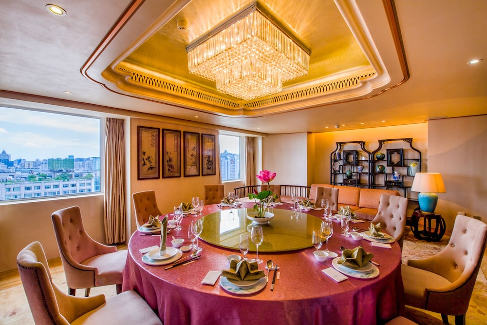 항저우 싱챠오 호텔(Hangzhou Xinqiao Hotel) Hotel Image 51 - Restaurant