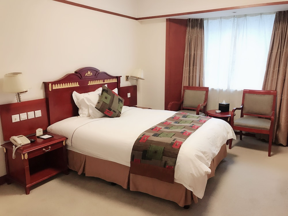 항저우 싱챠오 호텔(Hangzhou Xinqiao Hotel) Hotel Image 17 - Guestroom