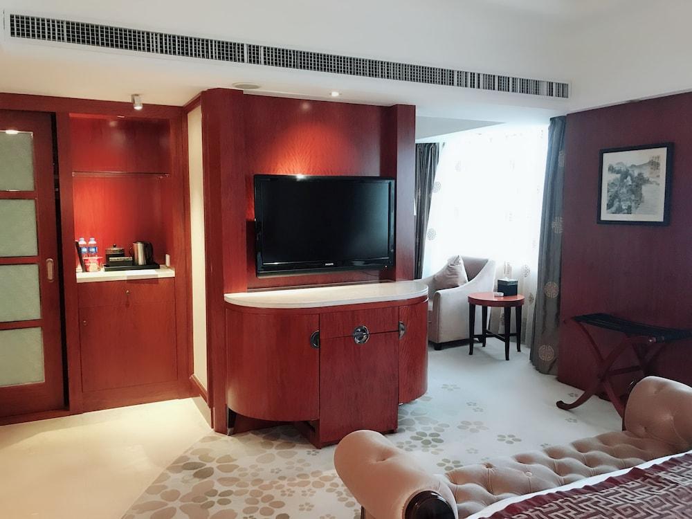 항저우 싱챠오 호텔(Hangzhou Xinqiao Hotel) Hotel Image 18 - Guestroom