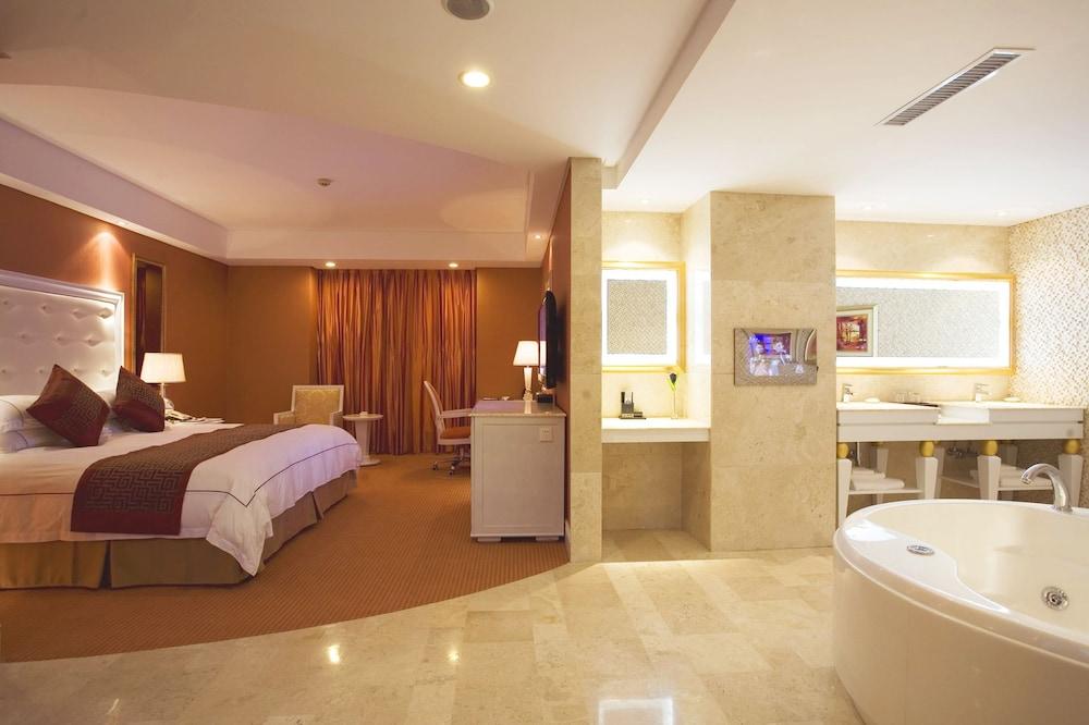 항저우 싱챠오 호텔(Hangzhou Xinqiao Hotel) Hotel Image 12 - Guestroom