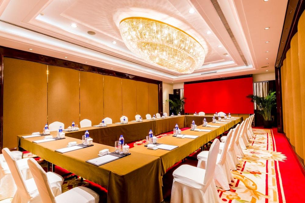 항저우 싱챠오 호텔(Hangzhou Xinqiao Hotel) Hotel Image 56 - Meeting Facility