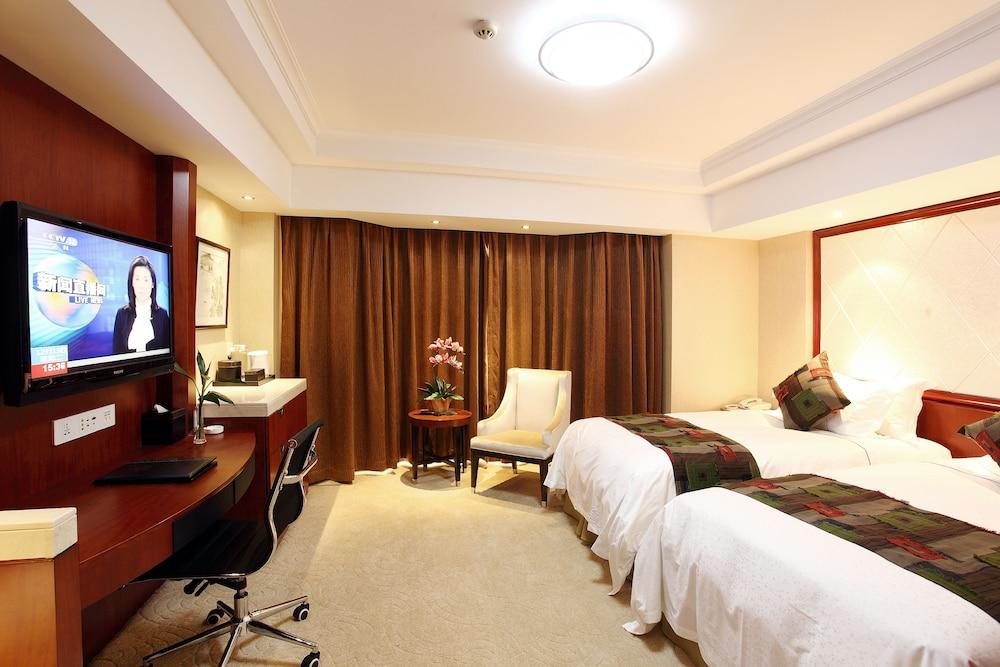 항저우 싱챠오 호텔(Hangzhou Xinqiao Hotel) Hotel Image 7 - Guestroom