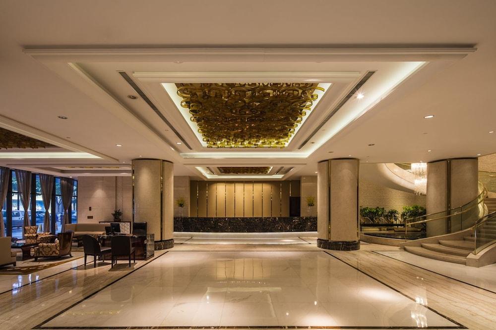 항저우 싱챠오 호텔(Hangzhou Xinqiao Hotel) Hotel Image 3 - Reception