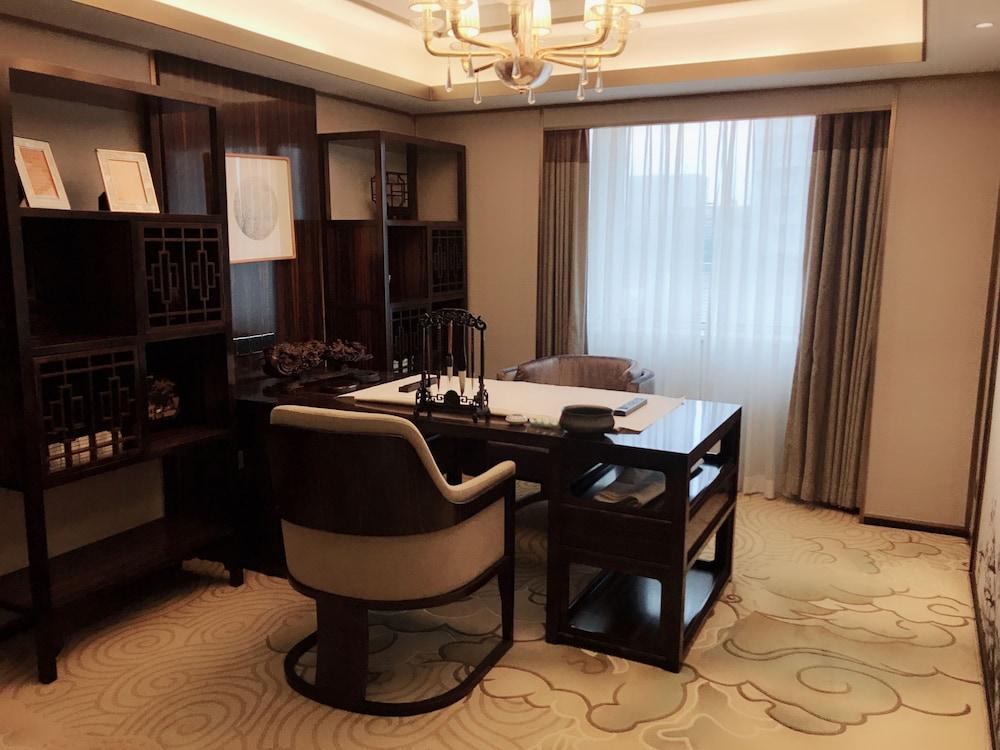 항저우 싱챠오 호텔(Hangzhou Xinqiao Hotel) Hotel Image 19 - Guestroom