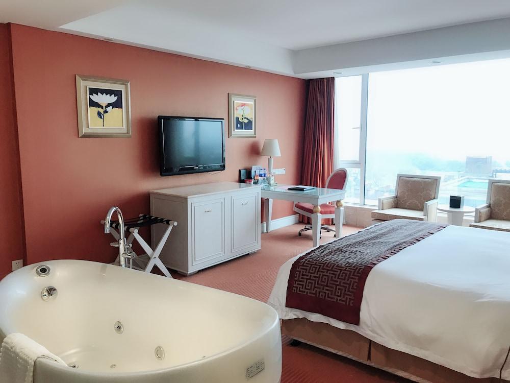항저우 싱챠오 호텔(Hangzhou Xinqiao Hotel) Hotel Image 21 - Guestroom