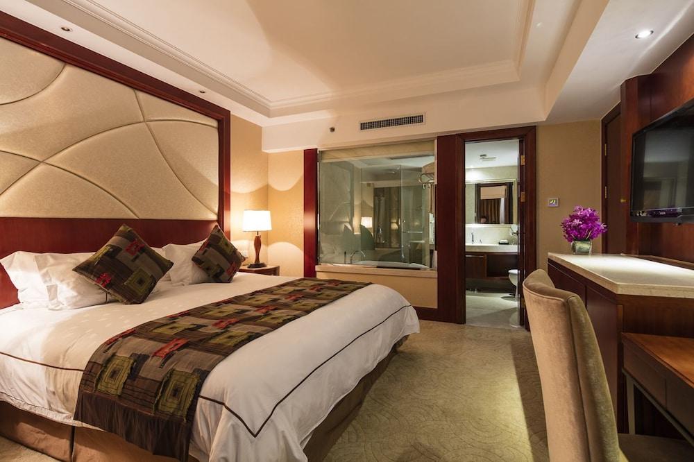 항저우 싱챠오 호텔(Hangzhou Xinqiao Hotel) Hotel Image 22 - Guestroom