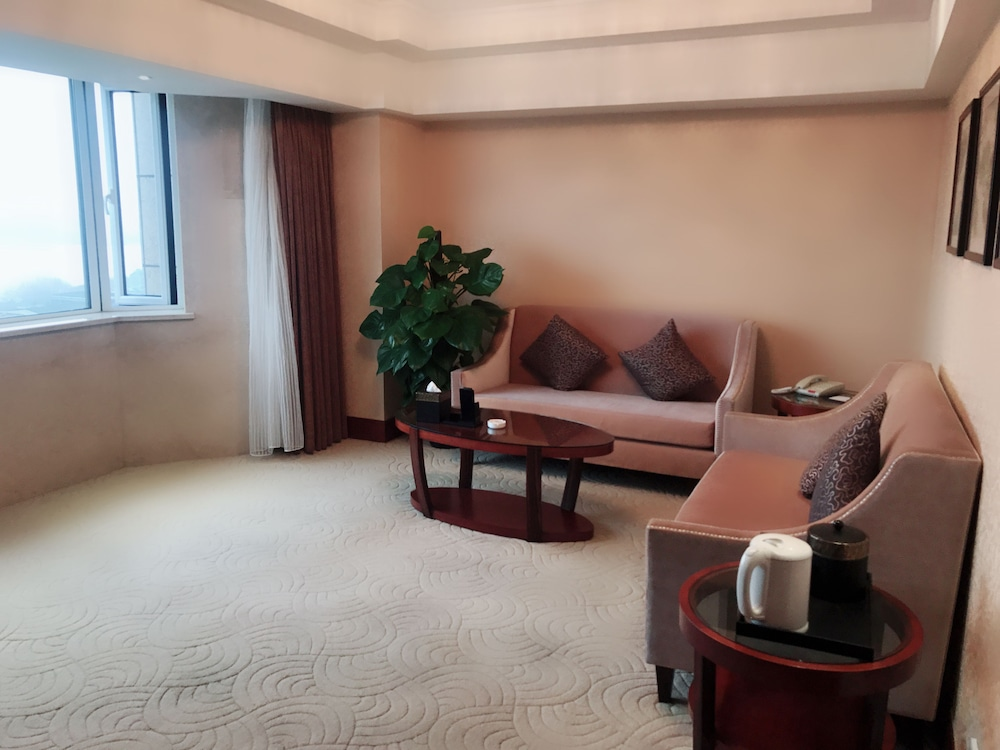 항저우 싱챠오 호텔(Hangzhou Xinqiao Hotel) Hotel Image 23 - Guestroom