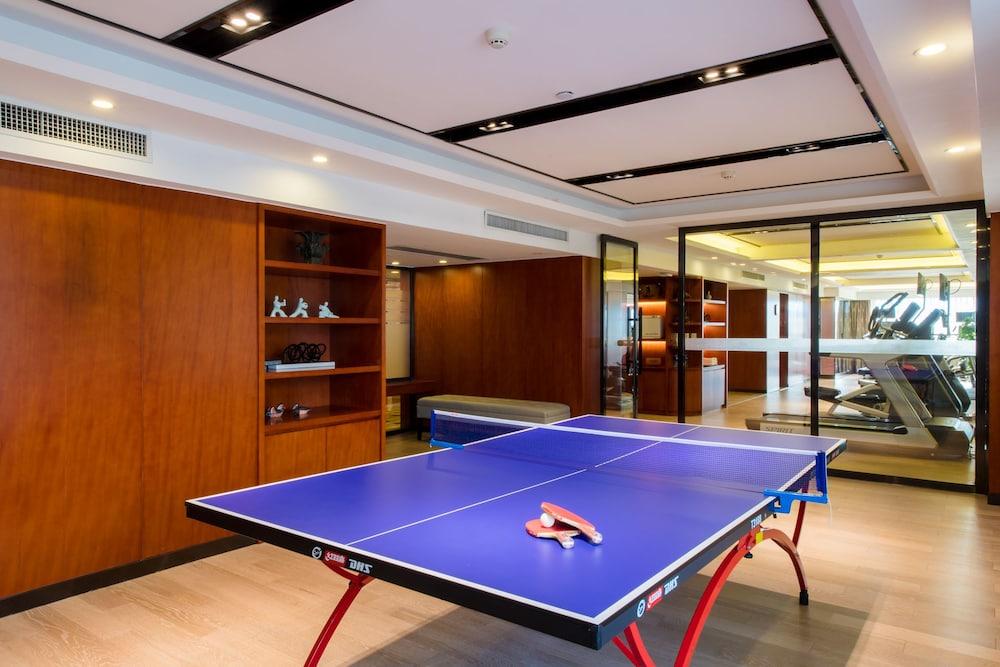 항저우 싱챠오 호텔(Hangzhou Xinqiao Hotel) Hotel Image 42 - Gym