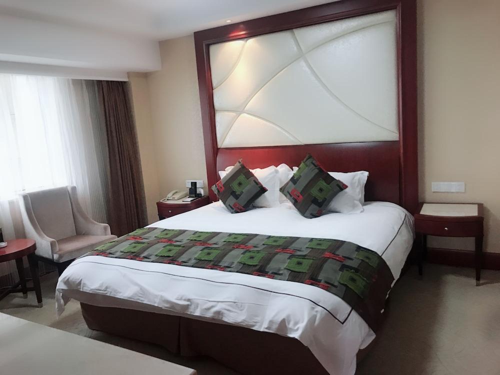 항저우 싱챠오 호텔(Hangzhou Xinqiao Hotel) Hotel Image 25 - Guestroom