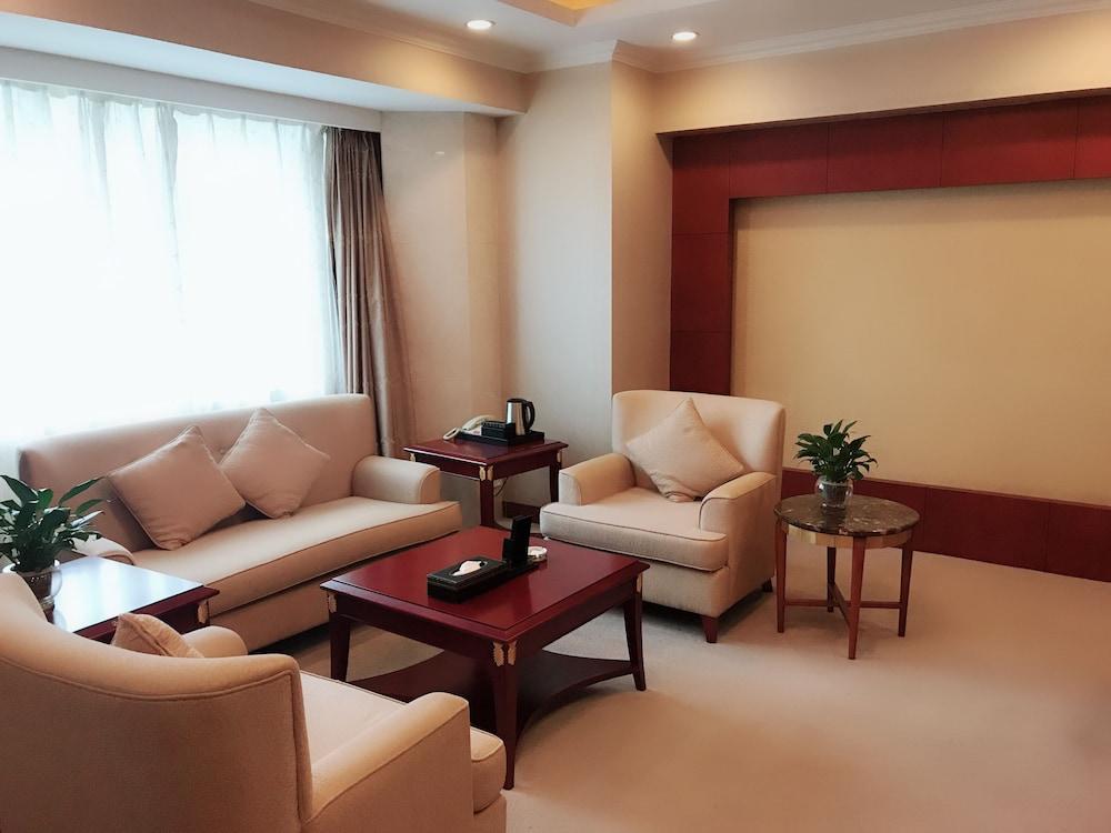 항저우 싱챠오 호텔(Hangzhou Xinqiao Hotel) Hotel Image 26 - Guestroom