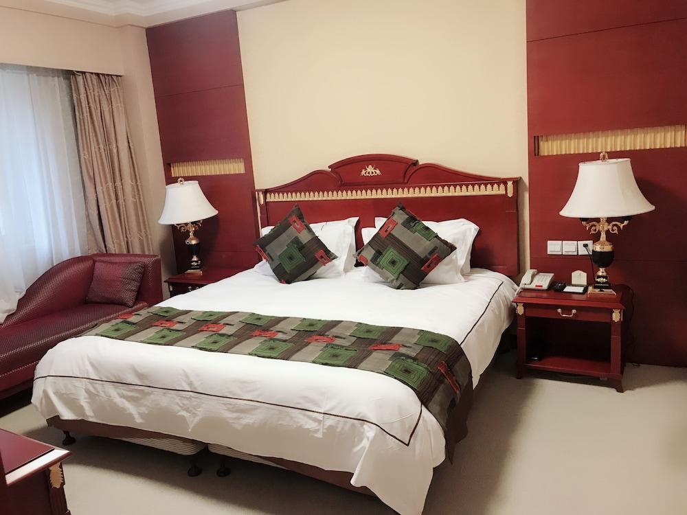 항저우 싱챠오 호텔(Hangzhou Xinqiao Hotel) Hotel Image 27 - Guestroom
