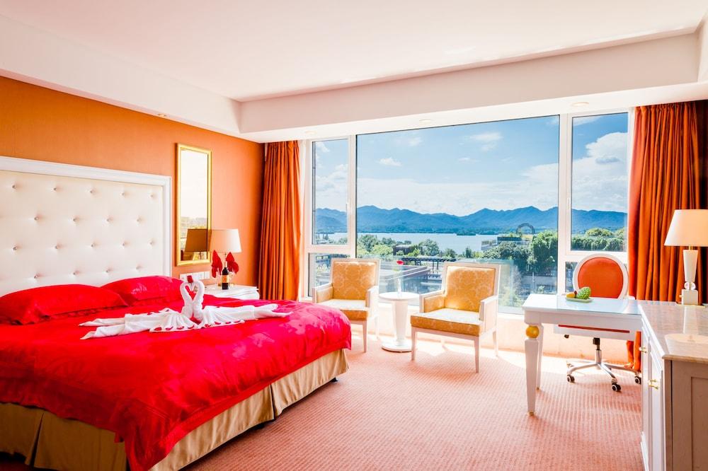 항저우 싱챠오 호텔(Hangzhou Xinqiao Hotel) Hotel Image 36 - Guestroom