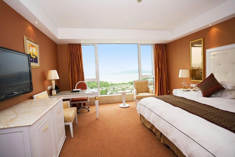 항저우 싱챠오 호텔(Hangzhou Xinqiao Hotel) Hotel Image 9 - Guestroom