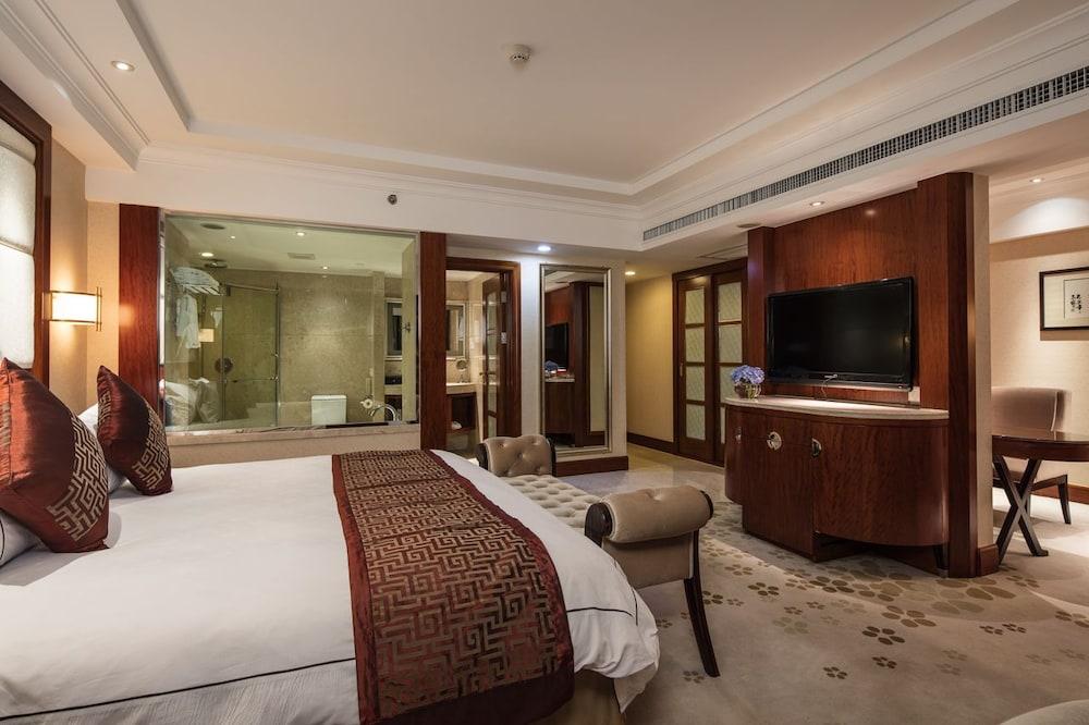 항저우 싱챠오 호텔(Hangzhou Xinqiao Hotel) Hotel Image 29 - Guestroom