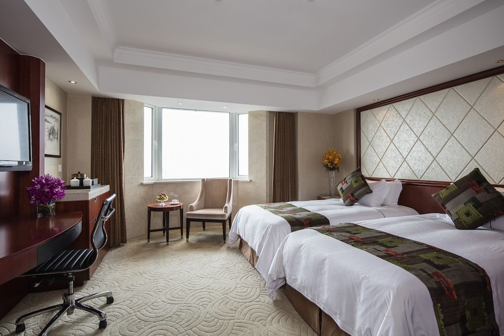 항저우 싱챠오 호텔(Hangzhou Xinqiao Hotel) Hotel Image 32 - Guestroom