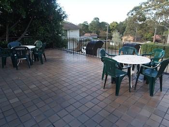 Terrace/Patio at Ascot Motor Inn in Wahroonga