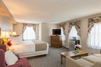 Standard Suite, 1 King Bed with Sofa bed