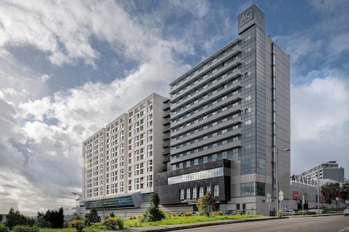 Porto - AC Hotel Porto by Marriott - z Krakowa, 8 kwietnia 2021, 3 noce