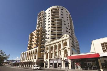 伯斯巴拉克廣場 - 阿迪納公寓飯店 Adina Apartment Hotel Perth - Barrack Plaza
