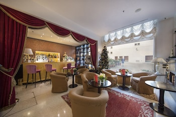 Hotel A LA Commedia - Interior Entrance  - #0