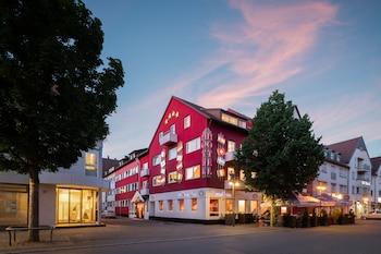 司徒加特埃特澤爾飯店 Hetzel Hotel Stuttgart