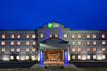 Hotel - Holiday Inn Express Syracuse Fairgrounds