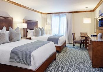 Luxury Plaza Room - Two Queen