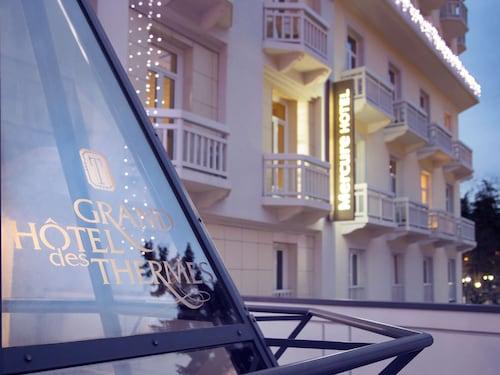 . Mercure Brides Les Bains Grand Hotel des Thermes