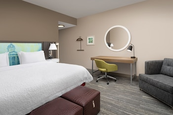 Room, 1 King Bed with Sofa bed (Study)